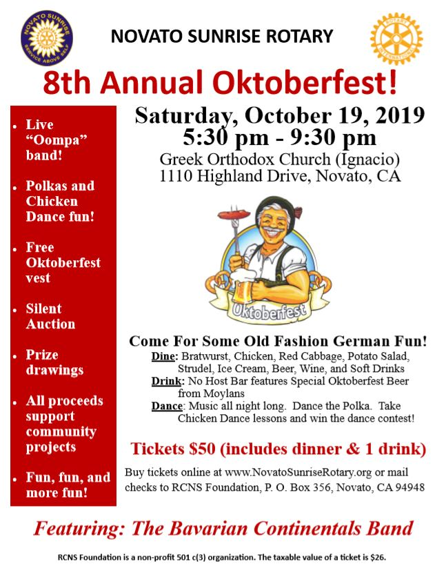 Octoberfest 2019